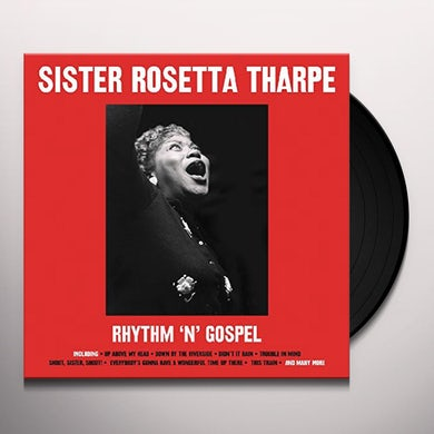 RHYTHM N GOSPEL Vinyl Record