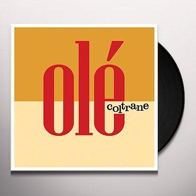 John Coltrane  OLE COLTRANE Vinyl Record