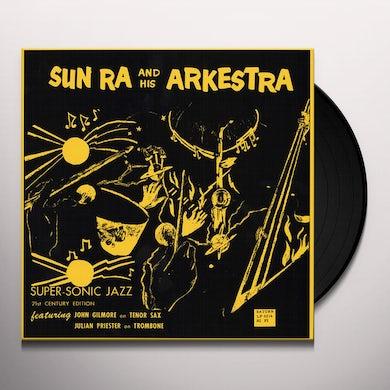 SUPER-SONIC JSun RaZZ Vinyl Record
