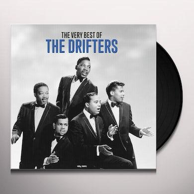 Drifters VERY BEST OF Vinyl Record