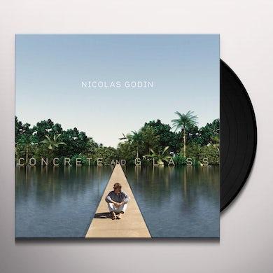 Nicolas Godin CONCRETE AND GLASS Vinyl Record