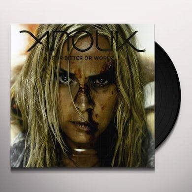 Anouk FOR BITTER OR WORSE Vinyl Record - Australia Release