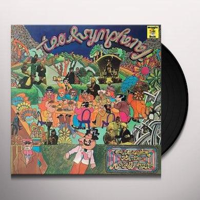 Tea & Symphony AN ASYLUM FOR THE MUSICALLY INSANE Vinyl Record
