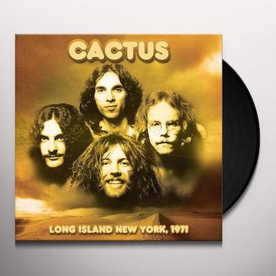 Cactus LONG ISLAND NY 1971 Vinyl Record