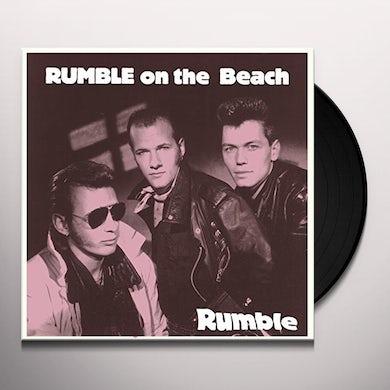 RUMBLE ON THE BEACH RUMBLE Vinyl Record