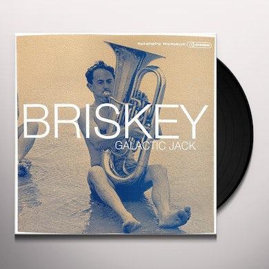 Briskey GALACTIC JACK Vinyl Record