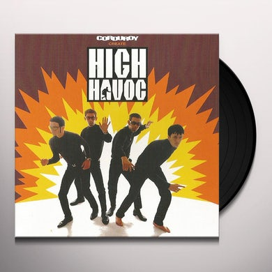 Corduroy HIGH HAVOC Vinyl Record