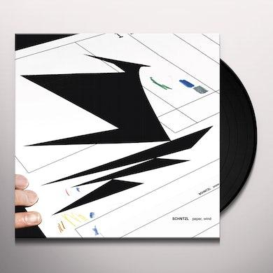 Schntzl PAPER WIND Vinyl Record