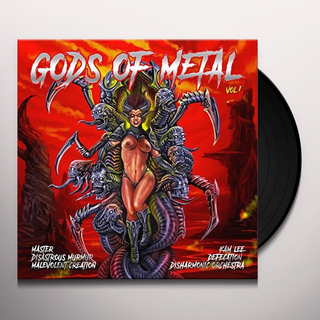 Gods Of Metal 1 / Various
