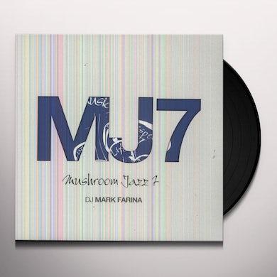 Mark Farina MUSHROOM JAZZ 7 Vinyl Record