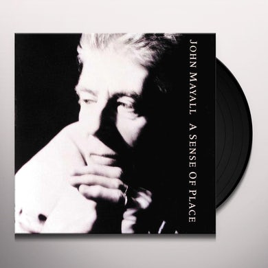 John Mayall SENSE OF PLACE Vinyl Record