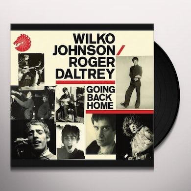 Wilko Johnson / Roger Daltrey GOING BACK HOME Vinyl Record