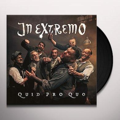 In Extremo QUID PRO QUO Vinyl Record