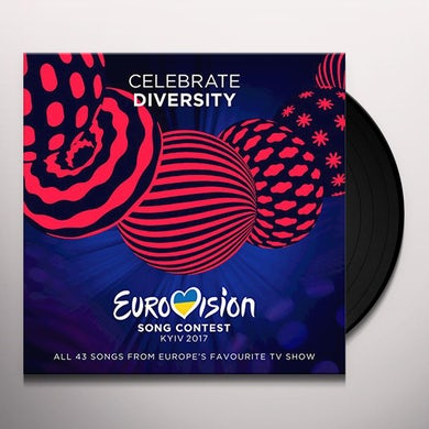 Eurovision Song Contest 2017 / Various Vinyl Record