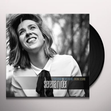 Serena Ryder IF YOUR MEMORY SERVES YOU WELL Vinyl Record