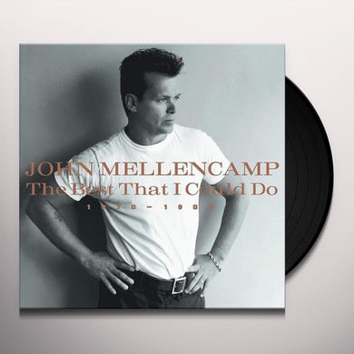 John Mellencamp The Best That I Could Do 1978-1988 (2 LP) Vinyl Record
