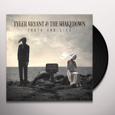 Tyler Bryant & Shakedown TRUTH AND LIES Vinyl Record