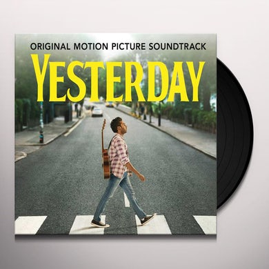 Himesh Patel YESTERDAY - Original Soundtrack Vinyl Record