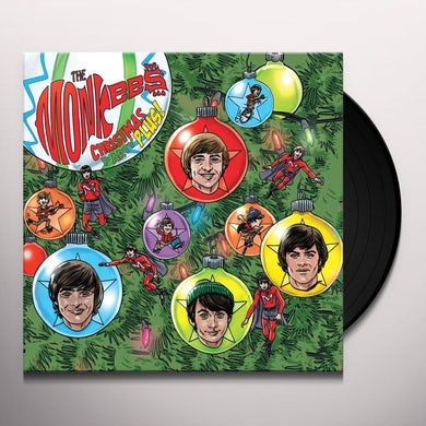 The Monkees RSD-christmas party plus! Vinyl Record