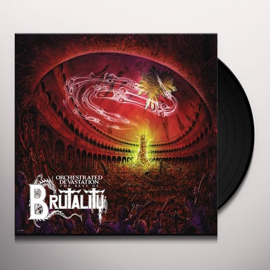 ORCHESTRATED DEVASTATION: THE BEST OF Vinyl Record