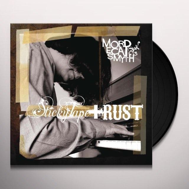 Mordecai Smyth STICKY TAPE & RUST Vinyl Record