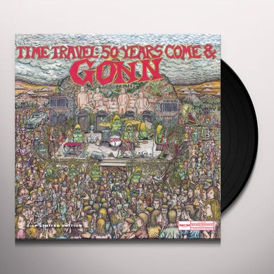 TIME TRAVEL: 50 YEARS COME & GONN Vinyl Record