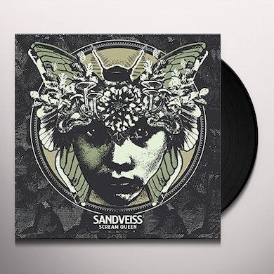 SANDVEISS SCREAM QUEEN (LP) Vinyl Record