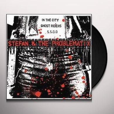 Stefan & The Problemmatix STEFAN & THE PROBLEMATIX Vinyl Record