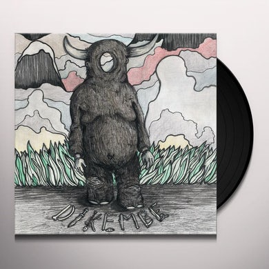 Dikembe MEDIUMSHIP Vinyl Record