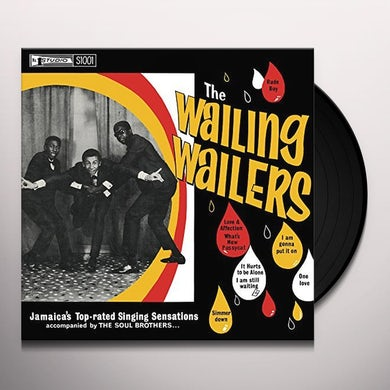 WAILING The Wailers Vinyl Record
