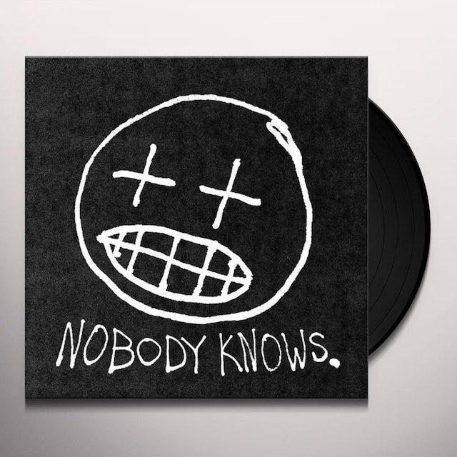 Willis Earl Beal NOBODY KNOWS Vinyl Record