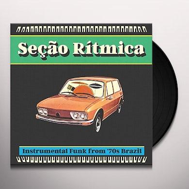 SECAO RITMICA: INSTRUMENTAL FUNK '70S BRAZIL / VAR Vinyl Record