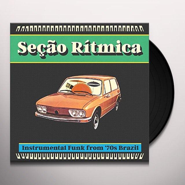 Secao Ritmica: Instrumental Funk '70S Brazil / Var