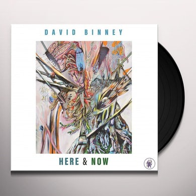 David Binney HERE & NOW Vinyl Record