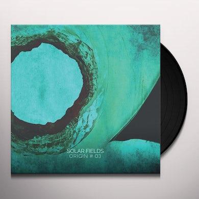 ORIGIN #03 Vinyl Record