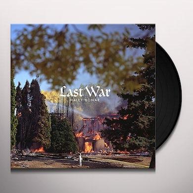 Haley Bonar LAST WAR Vinyl Record