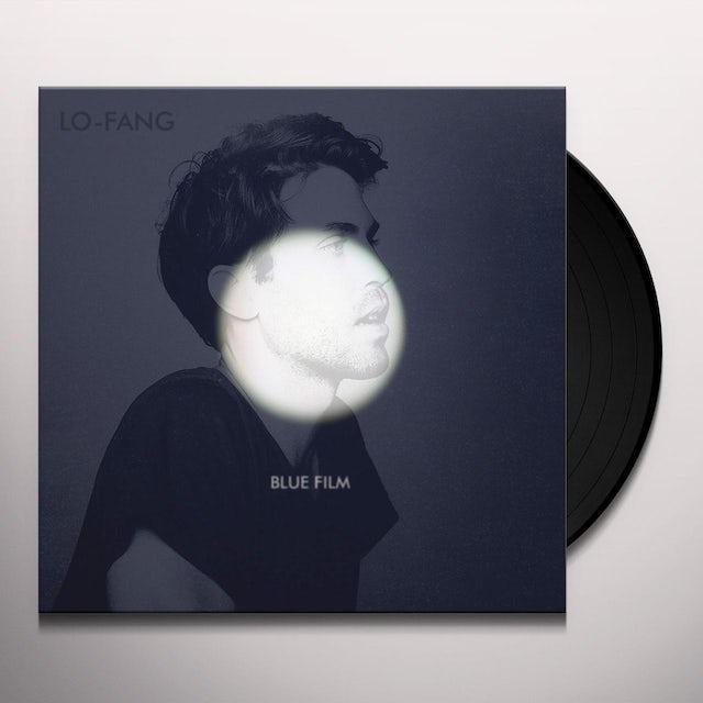 Lo-Fang BLUE FILM Vinyl Record