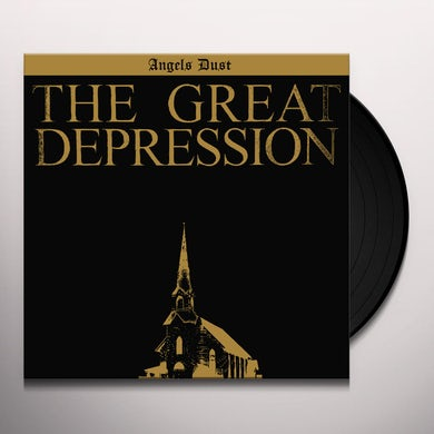 ANGELS DUST GREAT DEPRESSION Vinyl Record