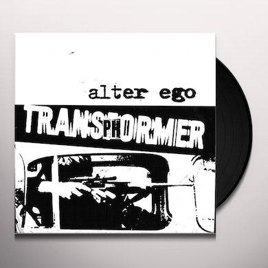 Alter Ego  TRANSPHORMER RMX Vinyl Record