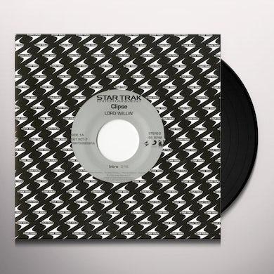Clipse INTRO / YOUNG BOY Vinyl Record