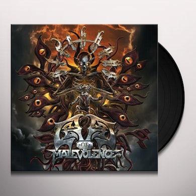 Sterbhaus NEW LEVEL OF MALEVOLENCE Vinyl Record