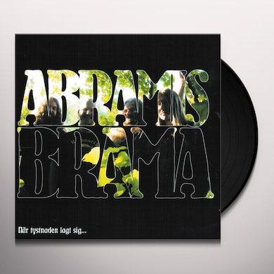 Abramis brama NAR TYSTNADEN LAGT SIG Vinyl Record
