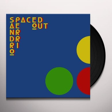 Sandro Perri SPACED OUT Vinyl Record