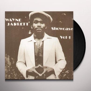 Wayne Jarrett SHOWCASE Vinyl Record