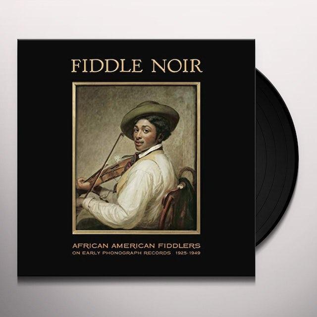 Fiddle Noir African American Fiddlers / Various
