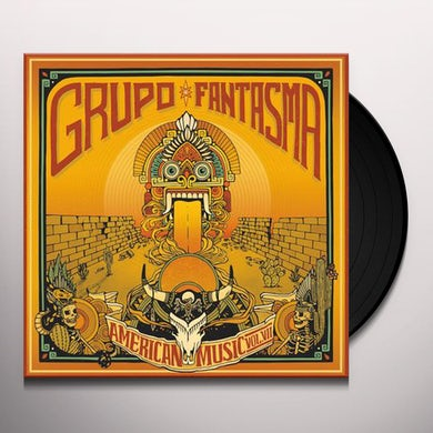 Grupo Fantasma AMERICAN MUSIC: VOLUME 7 Vinyl Record