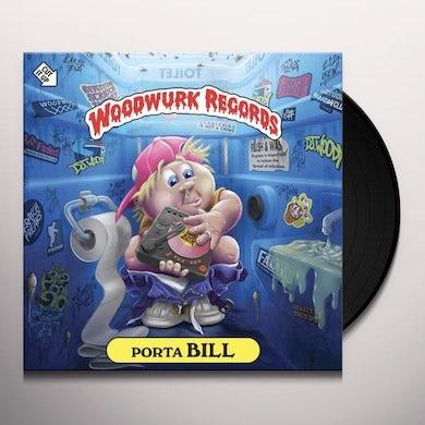 Dj Woody PORTA BILL Vinyl Record