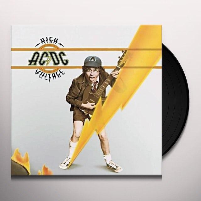 AC/DC HIGH VOLTAGE Vinyl Record