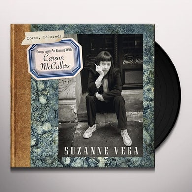 Suzanne Vega LOVER BELOVED: SONGS FROM AN EVENING WITH CARSON Vinyl Record
