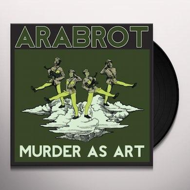 Arabrot MURDER AS ART Vinyl Record